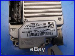 15-17 Ford Mustang OEM radio sync 3 module computer Part # HR3T-14G370-KBA