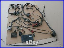 1986 Honda Vfr700f Pcm Coils Switch Cable Computer Wiring Harness 1987 Vfr750f