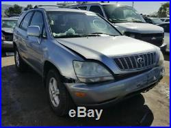 2001 Lexus Rx300 Ecu Engine Computer Awd 89661-48131 Match Part #
