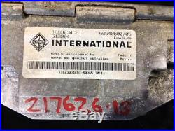 2009 International Maxxforce Diesel Engine ECM ECU ICM Computer Part# 1883034C91