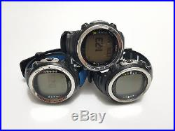 3 Pcs Suunto D4 Dive Computer Not Working Sale Only For Parts