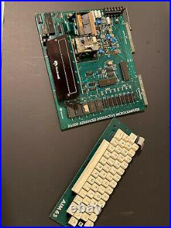AIM-65 ROCKWELL Vintage Computer MB KEYBOARD UOS Preowned DAMAGED BUT RARE PARTS