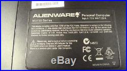 Alienware M9700 Series Laptop Computer For Parts Or Repair! As Is