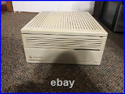 Apple MacIntosh IIcx Model M5650 Vintage Used 1988 Computer Untested For Parts