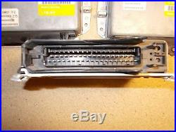 BMW E24 635CSi E32 E34 535i Engine Computer Bosch 0 261 200 150 BMW Part 1720981