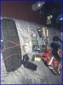 Bulk Wholesale Lot Of Computer Parts And Electronics