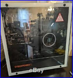 Cyberpowerpc Computer Parts (CPU and GPU not included)