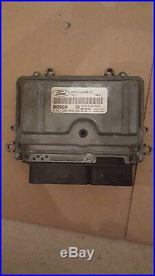 Ford Engine Computer Unit part number 6M5Y-12A650-AC 7BUC 0261209048