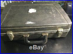 Full Case IBM Computer Selectric Typewriter Repair Tools Parts Wrenches Supplies