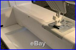 Husqvarna Viking 500 Computer Quilting/Sewing Machine Missing Parts