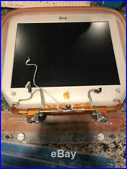 Ibook G3 Clamshell Parts Only Lot Untested Apple Computer Macintosh