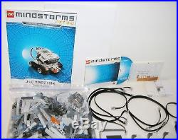 Lego 8547 MINDSTORMS NXT 2.0 Brick Computer Motors Cables Sensors Parts Set L@@K