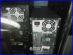 Lot 5 used desktop computers PC for parts/repair- HDD removed -Free shipping