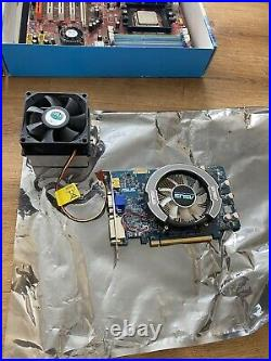 Lot Of Graphics Cards, Motherboards, CPU, And Various Computer Parts