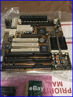 Lot of 5 Vintage Computer Motherboard and Boards Parts etc Sun Microsystem AMD