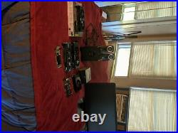 Lot of computer parts that are in excellent condition graphic cards monitor CPU