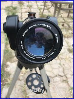 MEADE ETX-60AT Digital Telescope With Autostar Computer Controller For Parts