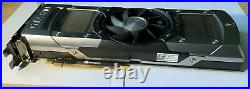 NVidia GeForce GTX 690 Computer Gaming Graphics Card Dell Part number XW75K