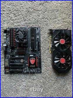 PC Parts Bundle Build Your Own Gaming Computer