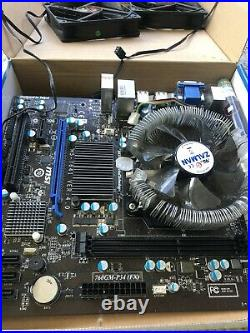 Pc tower cyberpower lot computer Parts Bundle