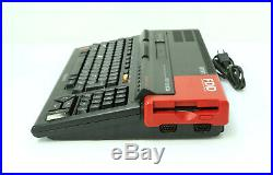 Sony MSX 2+ XD Personal Computer Game Junk for Parts Not Working Japan