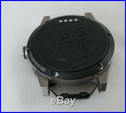 Tag Heuer Connected Titanium SAR8A80 AS IS PARTS NOT WORKING