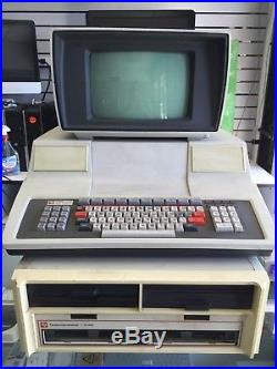 Texas Instruments DS990 Model 1 Intelligent Computer and unit fd1000, FOR PARTS