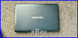 Toshiba Satellite C855-S5108 Intel Core i3 Laptop Computer FOR REPAIR or parts