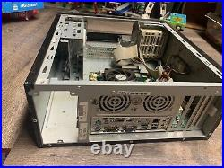Two Untested / Parts Project Big Buck Hunter pro Computer As Seen in Photo's