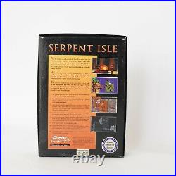 Ultima VII Part Two Serpent Isle Big Box Computer Video Game