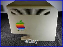 Used Apple Lisa Computer System 512k RAM VINTAGE RARE MACINTOSH MAC FOR PARTS D1