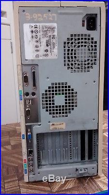 Used Dell Optiplex GX1 PIII 600MHz 20GB Computer withWindows XP Good for Parts