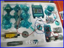 VINTAGE CAPSELA LOT 400 LAND WATER 500 SCIENCE DISCOVERY COMPUTER 2000 Parts