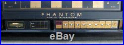 Vintage FIDELITY PHANTOM Model 6100 Chess Computer AS IS FOR PARTS OR REPAIR